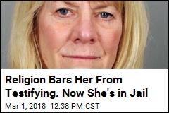 Mennonite Woman's Refusal to Testify Lands Her Behind Bars