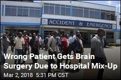 Docs Realize They Have Wrong Patient During Brain Surgery