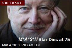 M*A*S*H Star Dies at 75