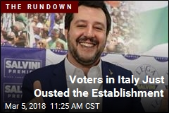 Italy Just Had a Monumental Election