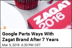 Google Parts Ways With Zagat Brand After 7 Years