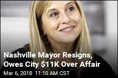 Nashville Mayor Resigns Over Affair With Bodyguard