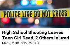 17-Year-Old Girl Killed in Alabama High School Shooting