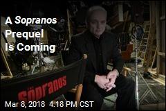 A Sopranos Prequel Is Coming