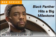 Black Panther Hits a Big Milestone