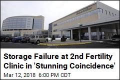 2 Fertility Clinic Storages Fail in 'Stunning' Coincidence