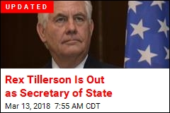 Rex Tillerson Is Out as Secretary of State