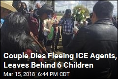 Parents Fleeing ICE Agents Die in California Crash