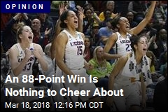 UConn's 88-Point Blowout Is Bad for the Sport