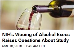 Big Government Study on Booze Is Funded by Big Alcohol