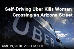 Self-Driving Uber Fatally Hits Pedestrian