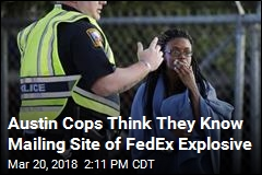 Austin Cops Zero In on FedEx Link, Hope for a Break