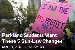 Parkland Students Want These 5 Gun-Law Changes