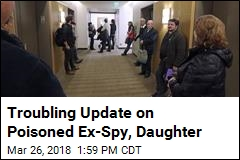 Poisoned Ex-Spy, Daughter May Never Recover