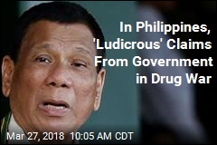 Duterte Rep: Human Rights Groups Helping Drug Lords