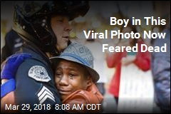Boy in This Viral Photo Now Feared Dead
