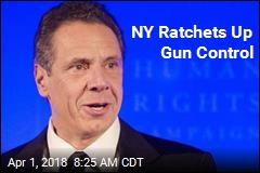 NY Ratchets Up Gun Control
