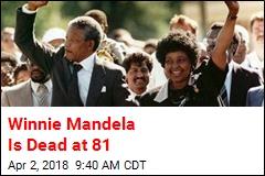 Winnie Mandela Is Dead at 81