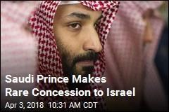 Saudi Prince: Iran's Leader Is Worse Than Hitler