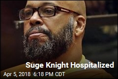 Suge Knight Taken From Jail to Hospital