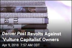 Denver Post : Owner Turning Us Into 'Rotting Bones'