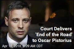 Oscar Pistorius Is Out of Options