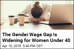 The Gender Wage Gap Is Getting Worse for Some Women