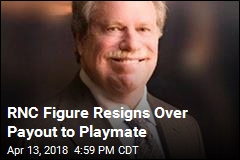 RNC Figure Resigns Over Payout to Playmate