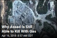 5 Signs We Didn't Kill Assad's Ability to Kill With Gas