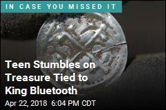 Treasure Tied to King Bluetooth Found on German Island