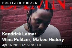 Kendrick Lamar Makes History