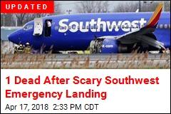 Southwest Jet Has to Make Scary Emergency Landing