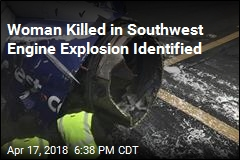Woman Killed in Southwest Engine Explosion Identified