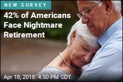 42% of Americans Face Nightmare Retirement