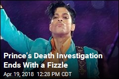Prince's Death Investigation Ends With a Fizzle
