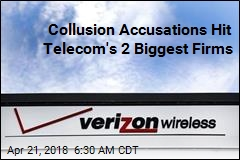 Collusion Accusations Hit Telecom's 2 Biggest Firms