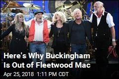 Stevie Nicks Explains Fleetwood Mac's Reshuffling