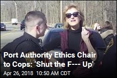 Port Authority Ethics Chair to Cops: 'Shut the F--- Up'