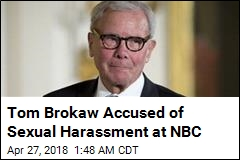 2 Women Accuse Tom Brokaw of Sexual Harassment