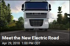 Meet the New Electric Road