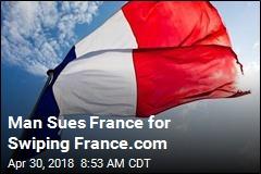 France Sued After It Seized France.com