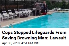 Cops Left Man Underwater for More Than 2 Minutes: Lawsuit