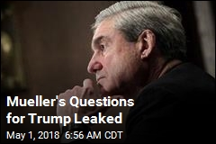 Mueller's Questions for Trump Leaked