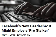 Facebook Probing Whether Staffer Stalked Women Online