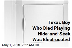 Texas Boy Who Died Playing Hide-and-Seek Was Electrocuted