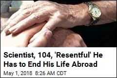 Oldest Aussie Scientist's Final Trip: to End His Own Life