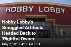 On the Way Back to Iraq: Hobby Lobby's Illegal Antiquities