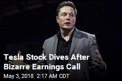 Tesla's Weird, 'Boring' Earnings Call Cost It $2B