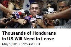 US to End Immigration Protections for Hondurans