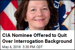 White House Reassured CIA Nominee Amid Controversy